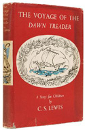 Chronicles of Narnia: The Voyage of the Dawn Treader by C.S. Lewis