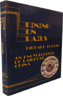 Dining on Rails by Richard Luckin