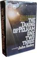 The Taking of Pelham One Two Three by John Godey