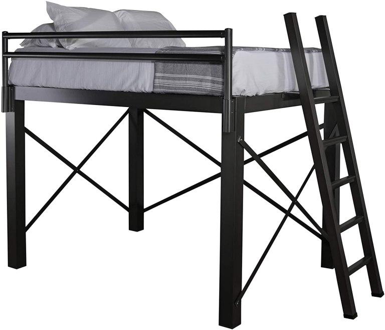 queen-loft-bed-amazon
