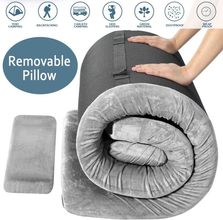 memory-foam-camping-bed
