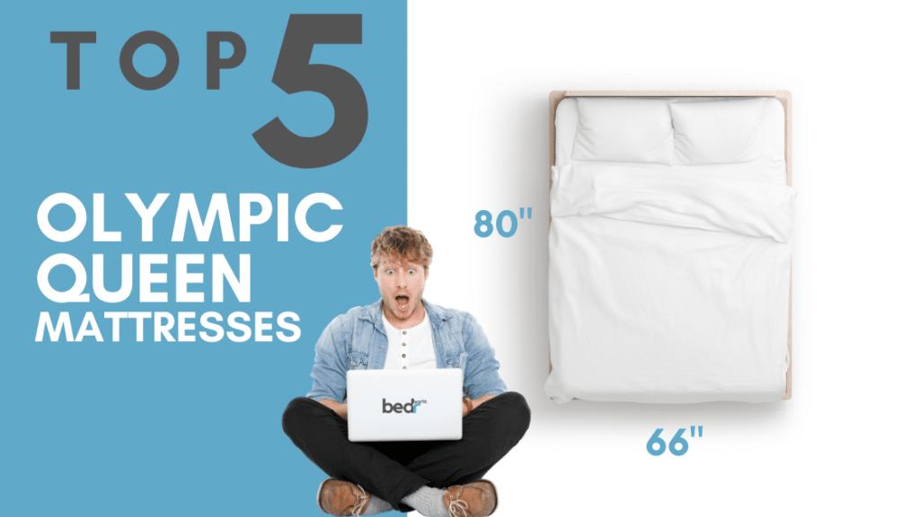 top-5-olympic-queen-mattresses