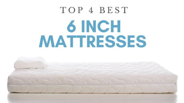 best-6-inch-mattresses