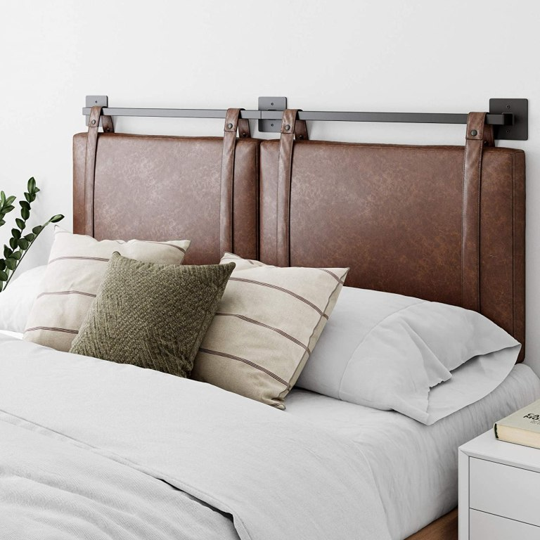 leather-wall-mounted-headboard