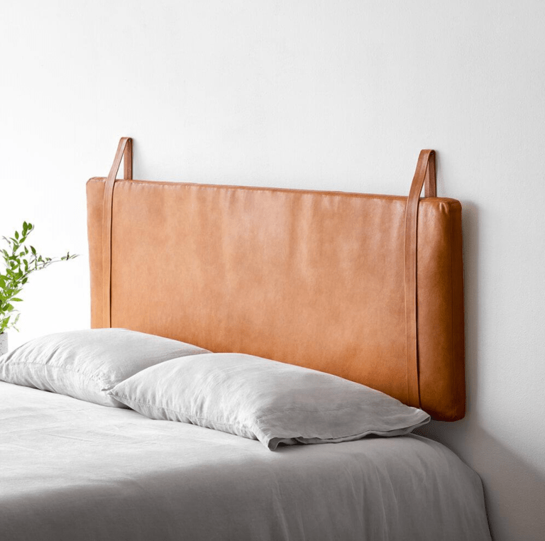 hanging-leather-headboard
