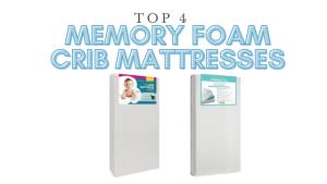 top-4-memory-foam-crib-mattresses