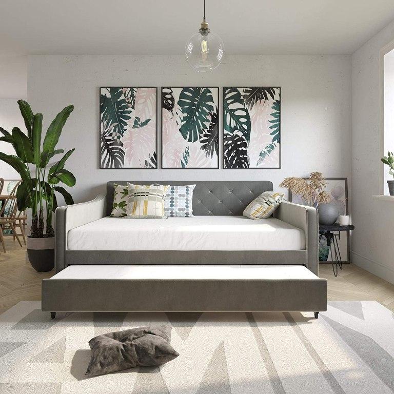 trundle-bed-upholstered