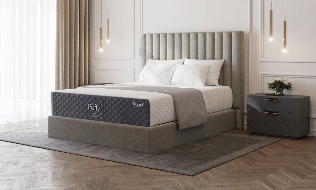 puffy-lux-innerspring-mattress