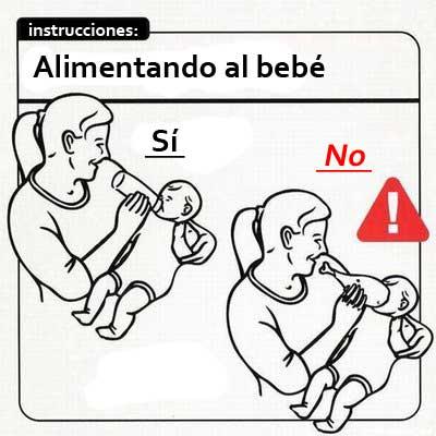 instrucciones absurdas