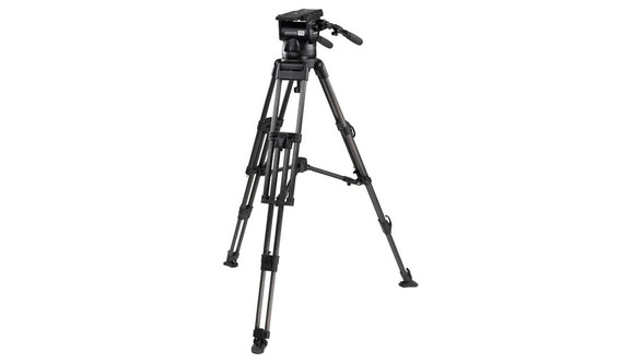 Miller 2060 Skyline 70 HD 2-Stage Carbon Fiber Tripod