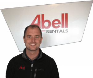 Abell Rentals Christchurch Manager - Iain Ramsay