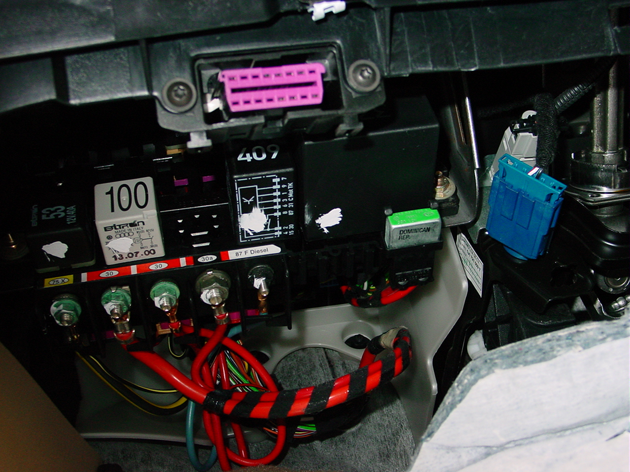 Amp Wiring Diagram Focus St Heated Seats Tdiclub Forums