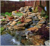 Water Features | Abel Landscaping