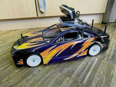 Autonome Modellautos für Mexiko