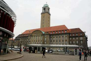 Zoff im Rathaus Spandau