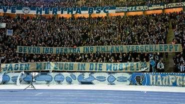 Hertha im Umland?