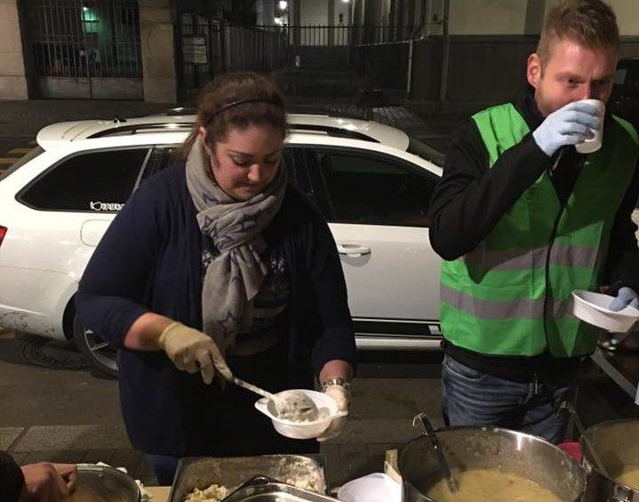Dating eines ObdachlosenTraum von der Datierung berühmter Person