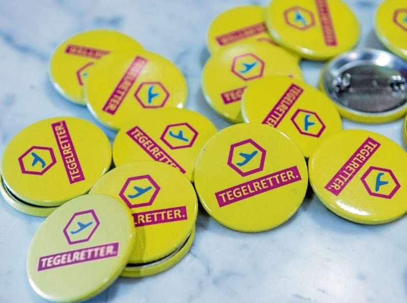 Berliner dürfen über Weiterbetrieb von Tegel abstimmen