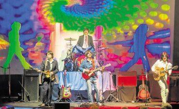 """The Beatles"" sind zurück"