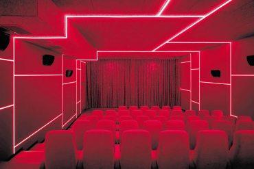 Neue Kinowelt in der City West