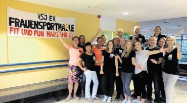 Frauensporthalle hofft auf  neuen Vertrag