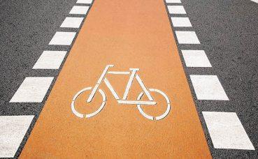 Neue Radwege im Bezirk