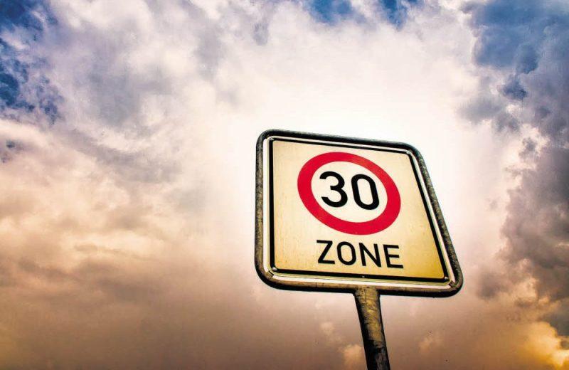 Noch mehr Tempo-30-Zonen in Berlin