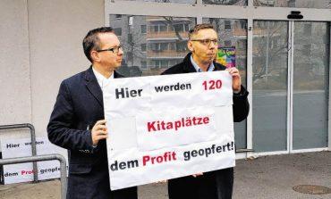 Bezirk kritisiert Aus für neue Kita