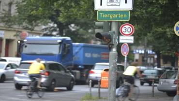 Tempolimit auf Potsdamer Straße
