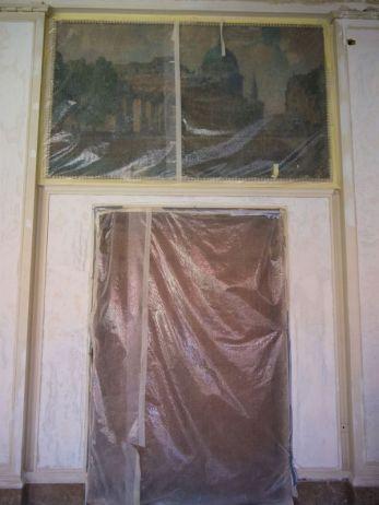 Während der Arbeiten müssen erhaltenswerte Elemente geschützt werden.