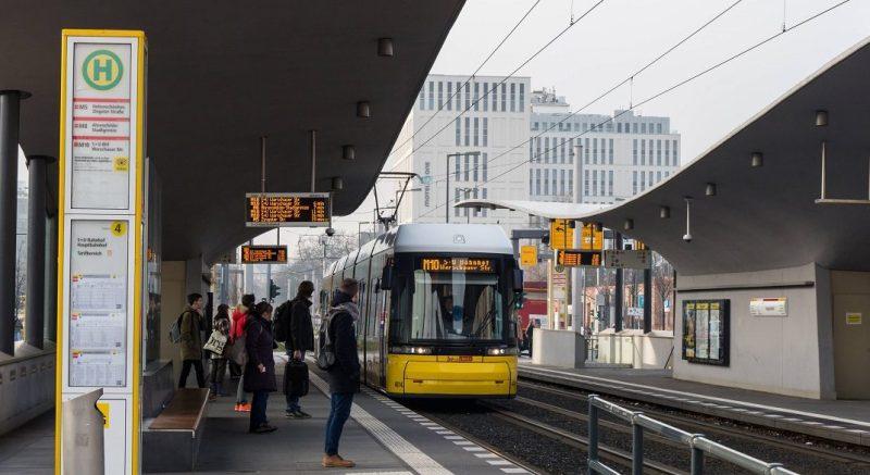 Neue Gleise für M10 und M4