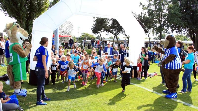Sportfest im Olympiapark