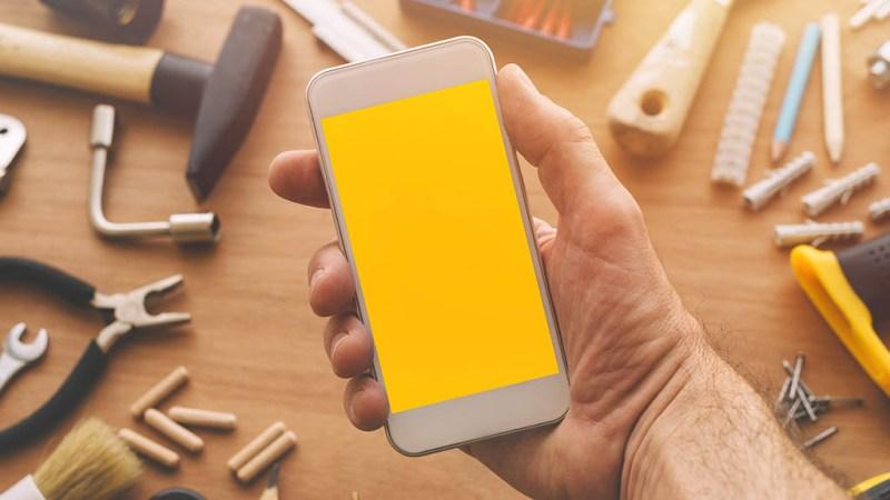 Von wiegen bis werfen: Was man mit Smartphones anstellen kann