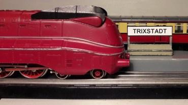 Historische Modellbahnen