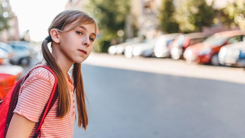 Warum der Schulweg ohne Eltern sicherer ist