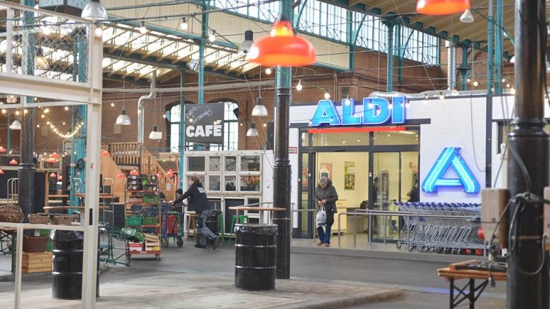 Markthalle Neun: Aldi muss raus