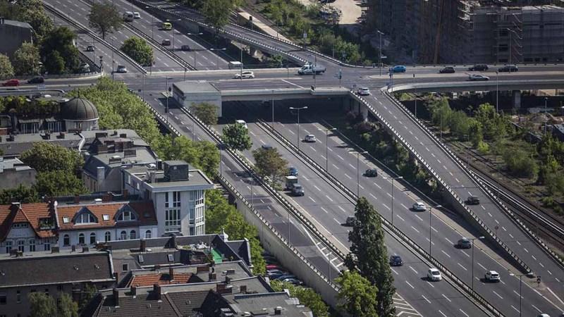 Autobahn durch Steglitz soll abgerissen werden