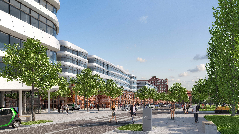 Planungswerkstatt Siemensstadt: Anwohner sammeln Ideen
