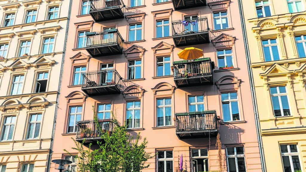 Ran an die Clan-Immobilien