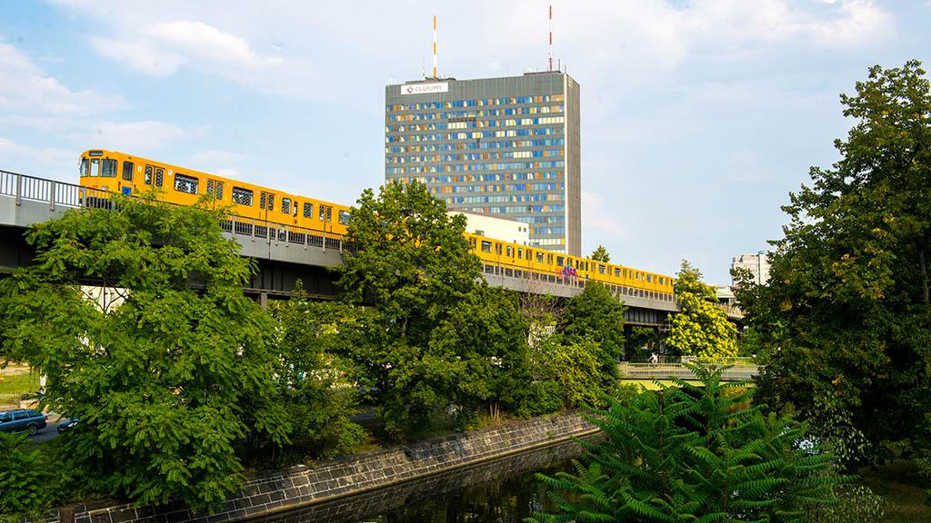 Berlin-Kreuzberg: Neustart für das Postscheckamt