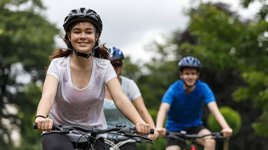 Die neue Radschnellverbindung soll nicht nur Sportler, sondern auch Pendler anlocken.