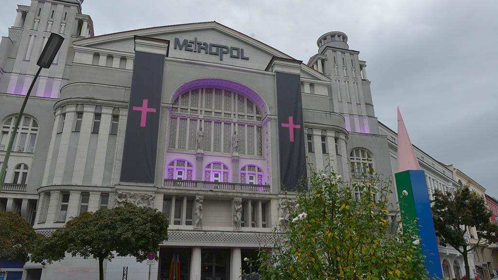 Berlin-Schöneberg: Das Metropol ist zurück