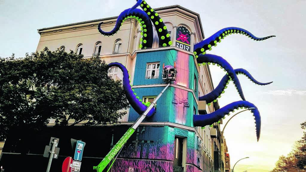 Art Week in der Bülowstraße: Im Schöneberger Norden hat sich einiges getan.