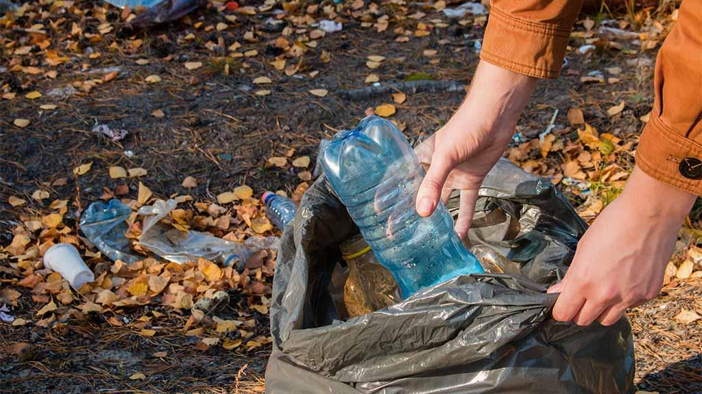 Natur retten und Müll beseitigen in Malchow