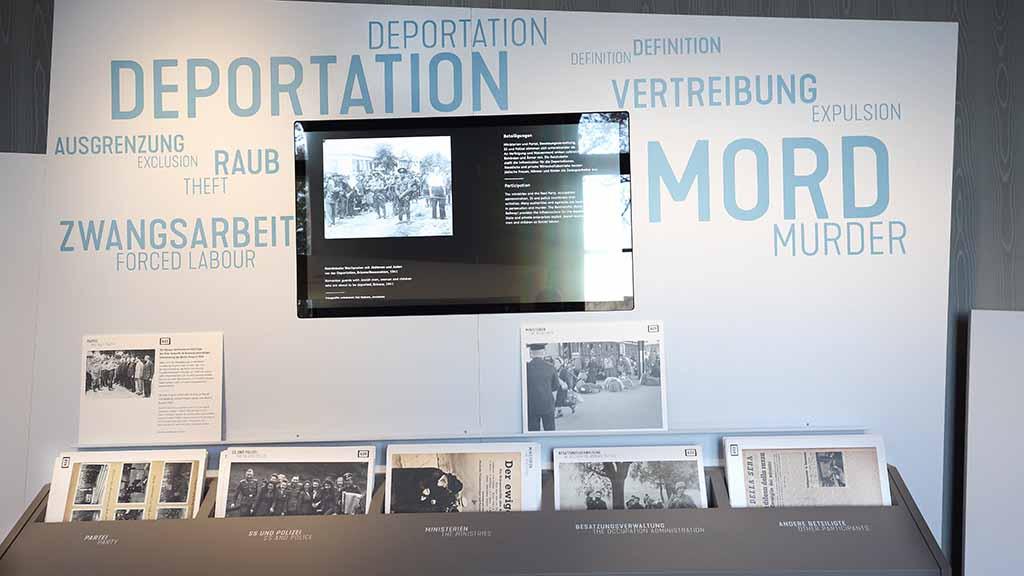 Steglitz-Zehlendorf: Neue Dauerausstellung im Haus der Wannsee-Konferenz