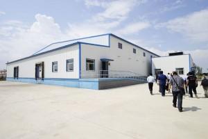 Kunjungan PT ABE ke Pabrik Yuhanghren