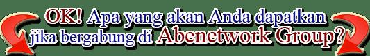 Apa yang Anda dapat di bisnis Abenetwork Group