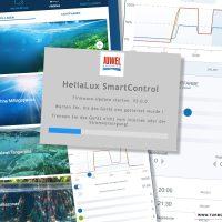 Alles besser in 2.0 - Neue Firmware wertet den HeliaLux SmartControl ordentlich auf
