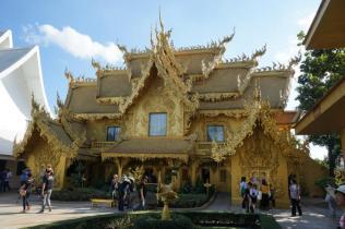 Weißer Tempel, Wat Rong Khun, Weißer Tempel Thailand, Chiang Rai