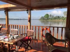 Mekong Pearl, Flusskzeuzfahrt auf dem Mekong vom Goldenen Dreieck in die alte Königsstadt Luang Prabang in Laos